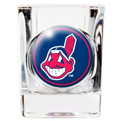 Cleveland Indians Shot Glass