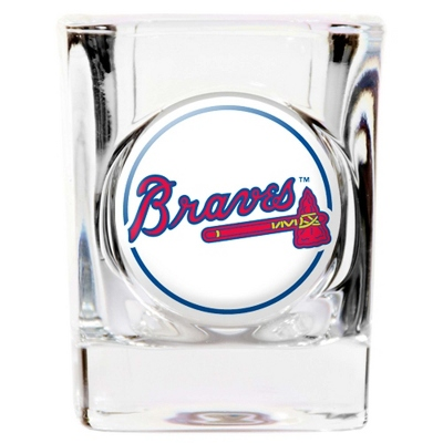 Atlanta Braves Shot Glass