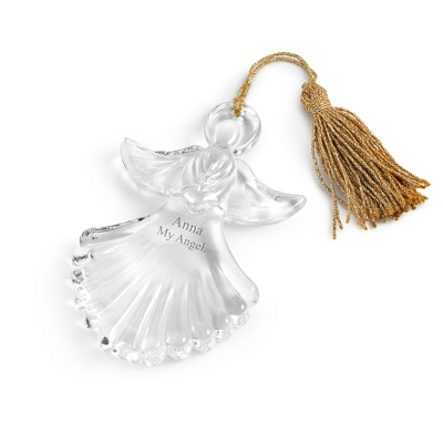Marquis by Waterford Crystal Angel Ornament