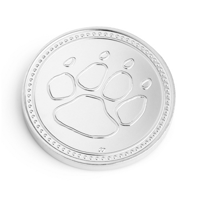 Paw Print Coin