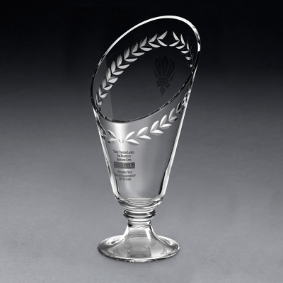 Large Laurel Cup Award