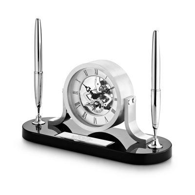 Skeleton Double Pen Stand - UPC 825008306813