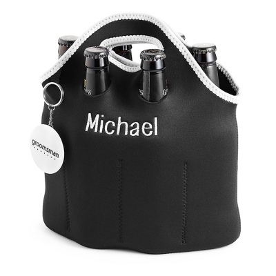 Groomsman 6 Pack Carrier - UPC 825008307582