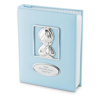 Silver Baptism Gifts for Boys