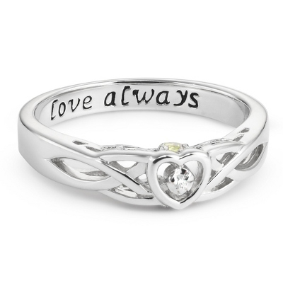 Personalized Womens Rings - 24 products