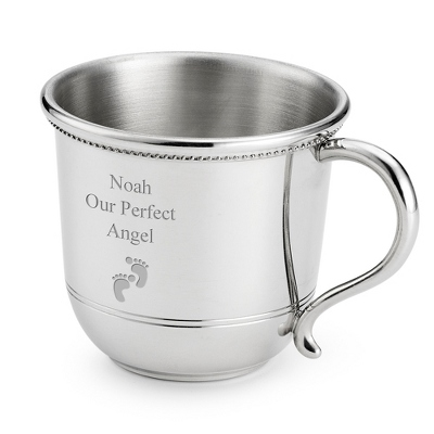 Pewter Baby Cup - Baby Gifts for Boys