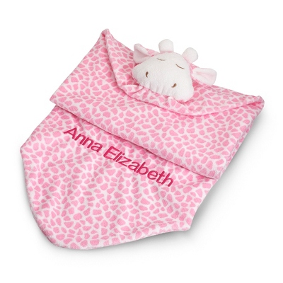 Girl Baby Security Blankets