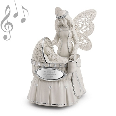 Guardian Angel Musical Figurine