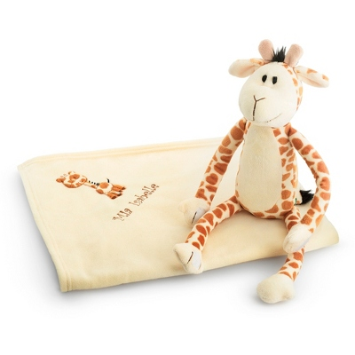 Personalized Jo Jo Giraffe and Blankie Too