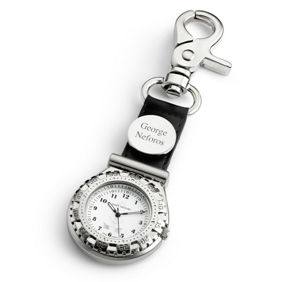 Golfer's Clip Watch