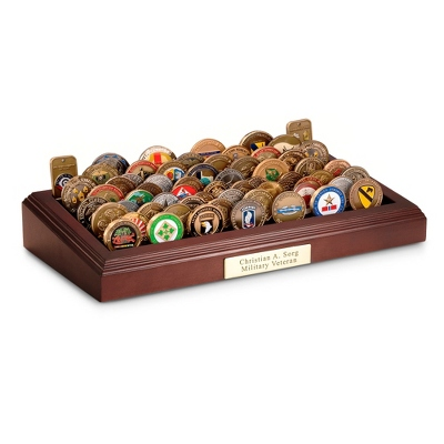 Stadium Seating 80 Coin Holder - $60.00