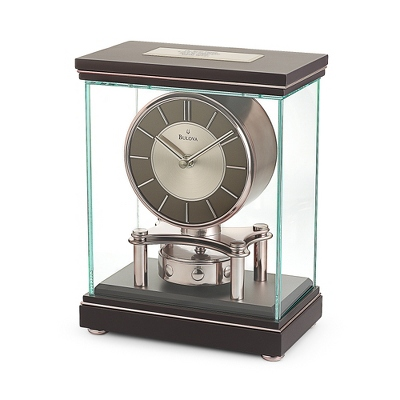 Bulova Triumph Clock - UPC 42429464193