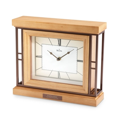 Bulova Legend Clock - $89.99