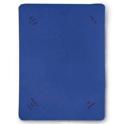 Multi Corner Royal Fleece Blanket - UPC 825008316492