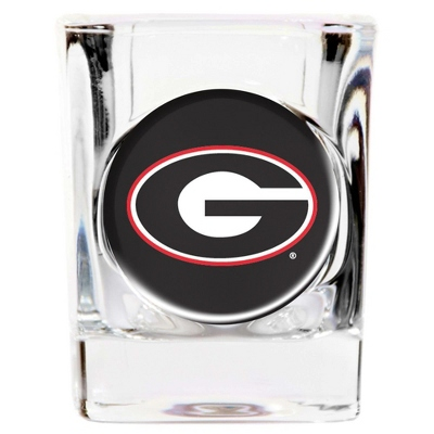 University of Georgia Shot Glass