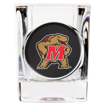 University of Maryland Shot Glass