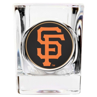 San Francisco Giants Shot Glass