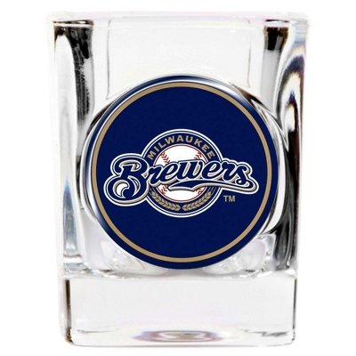 Milwaukee Brewers Shot Glass