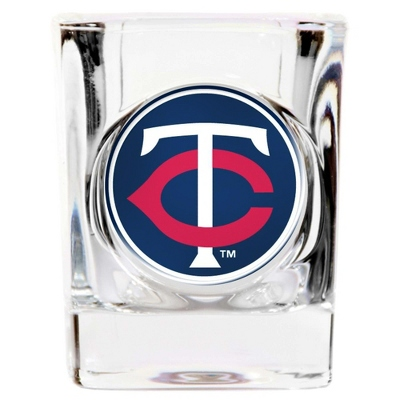 Minnesota Twins Shot Glass