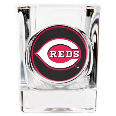 Cincinnati Reds Shot Glass - UPC 825008317291