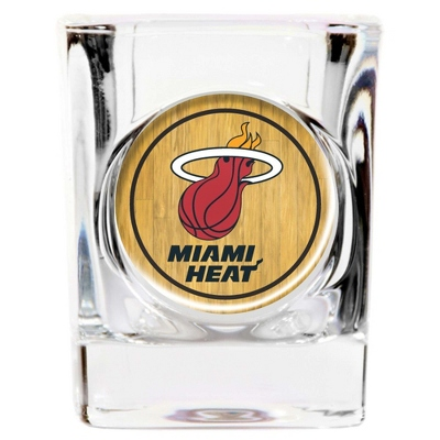 Miami Heat Shot Glass