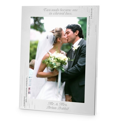 Diamond 8x10 Frame - $34.99