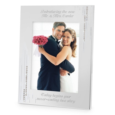 Diamond 5x7 Frame - $24.99