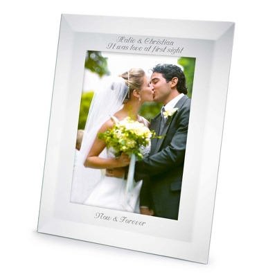 Portrait Mirror 8x10 Frame - Wedding Frames & Albums