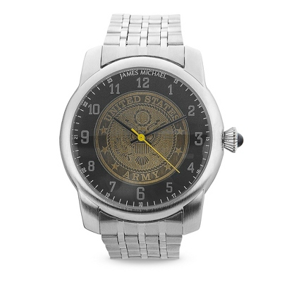 Army Wrist Watch - UPC 825008318557