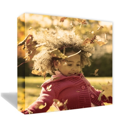 "20"" x 20"" Photo to Canvas Art: Sepia - $124.99"