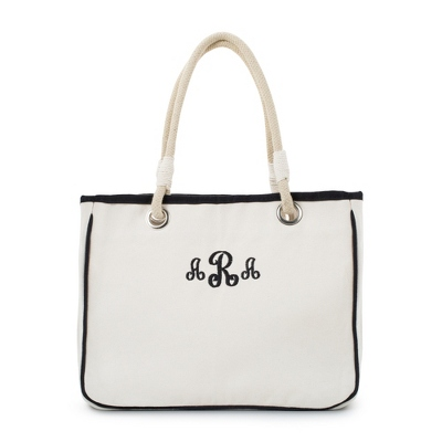 Reliable Canvas Rope Tote - $35.00