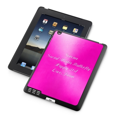 iPad Case Pink - Tech & Phone Cases