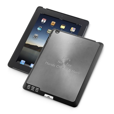 iPad Case Gunmetal - UPC 825008320550