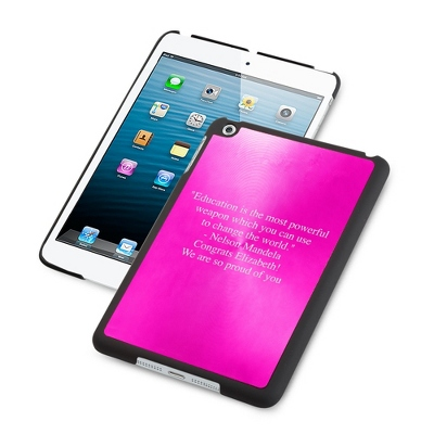 iPad Mini Case Pink - UPC 825008320567
