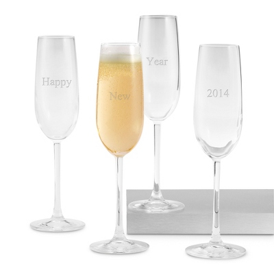 2014 New Year's Flutes