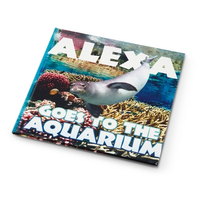 Goes to the Aquarium Book - UPC 825008321977