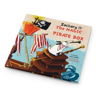 The Pirate Magic Book - Preschool & Elementary