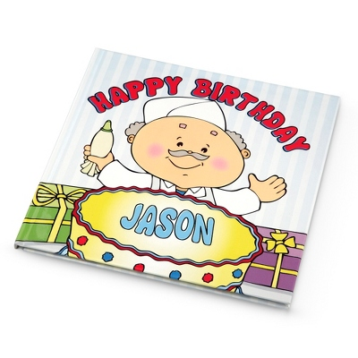 Happy Birthday Book - $35.00