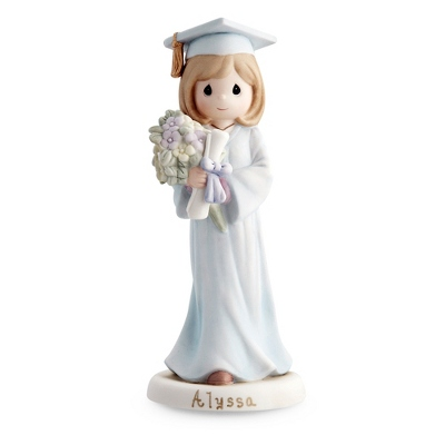 Precious Moments I Know Who Holds The Future Figurine - College