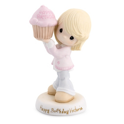 Precious Moments Happy Birthday To You! Figurine - Gifts for Girls