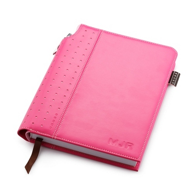 Cross Pink Journal with Accessory Pen - Business Gifts For Her