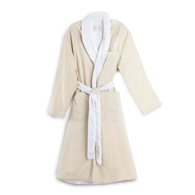Medium Super Soft Plush Robe - UPC 825008325890