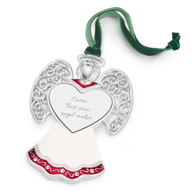 2013 Angel 2D Ornament - UPC 825008326118