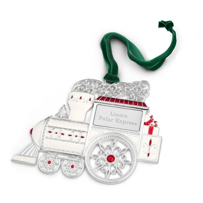 Train 2D Ornament