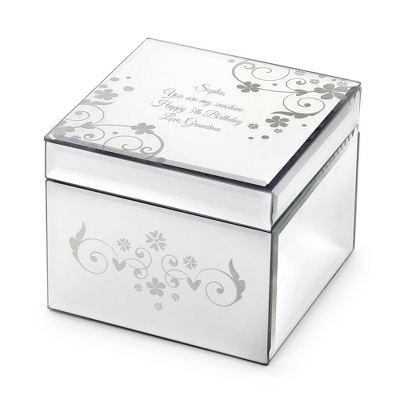 Personalized Musical Jewelry Boxes for Girls - 8 products
