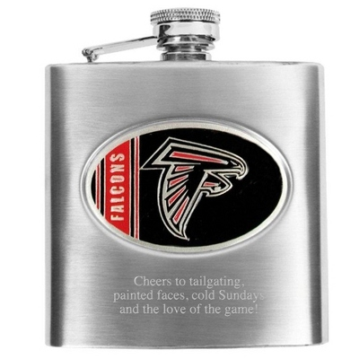 Atlanta Falcons Flask