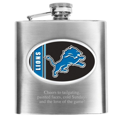 Detroit Lions Flask - Flasks