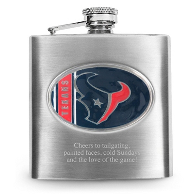 Houston Texans Flask - Flasks
