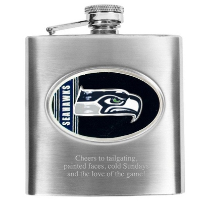 Seattle Seahawks Flask - Flasks