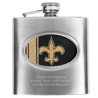 New Orleans Saints Flask - Flasks